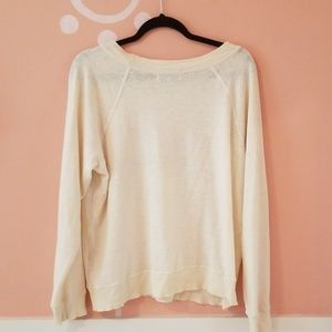 Wildfox Tops - Rare Wildfox have an adult day sweater small